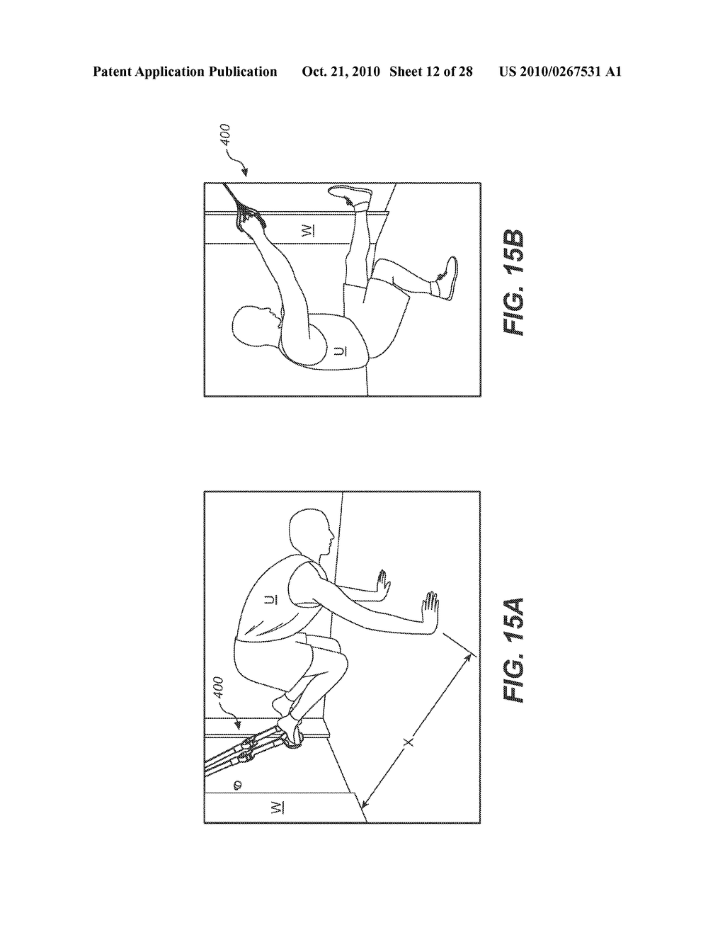 COMBINATION GRIP FOR AN EXERCISE DEVICE - diagram, schematic, and image 13