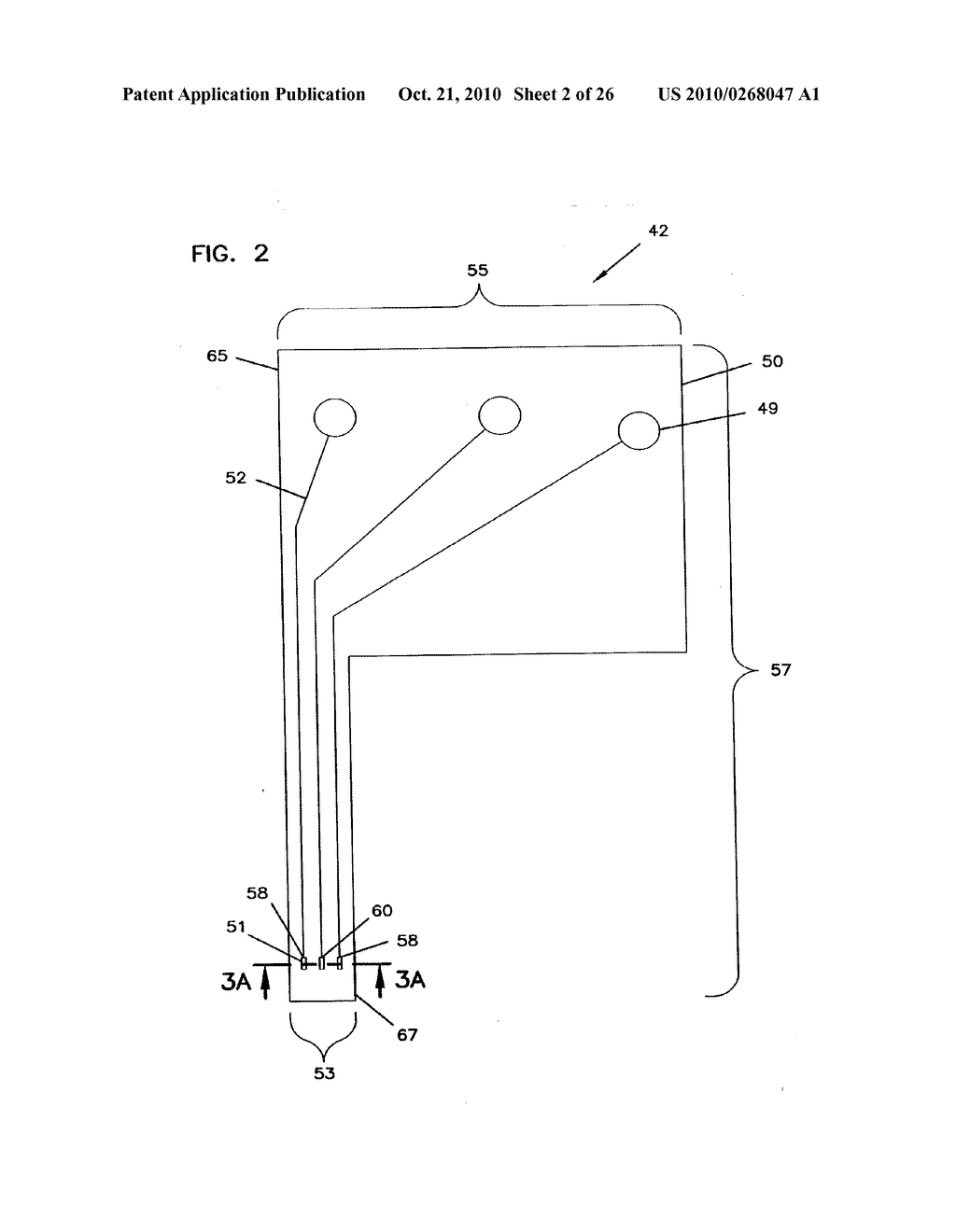 Analyte Monitoring Device and Methods of Use - diagram, schematic, and image 03