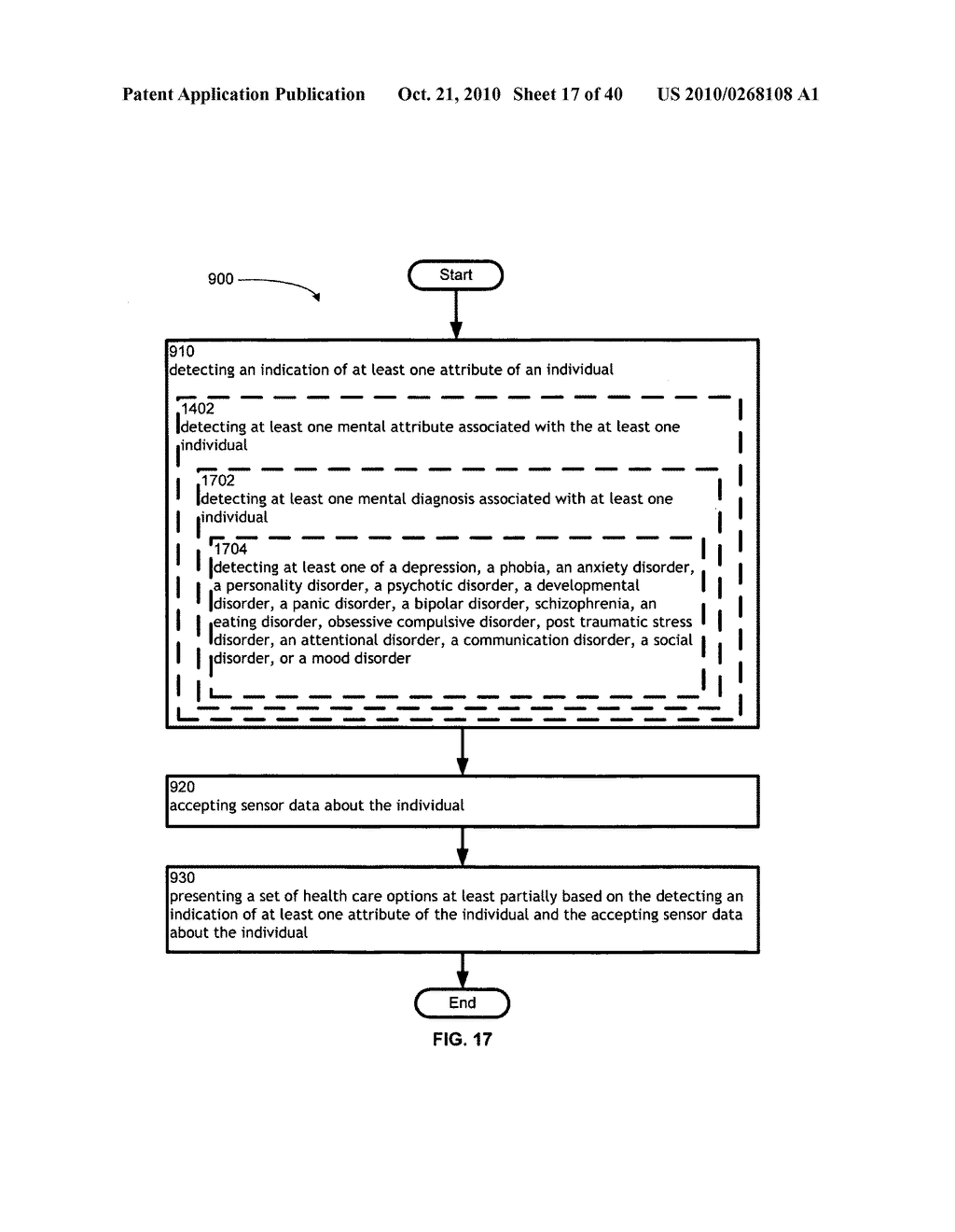 Computational systems and methods for health services planning and matching - diagram, schematic, and image 18