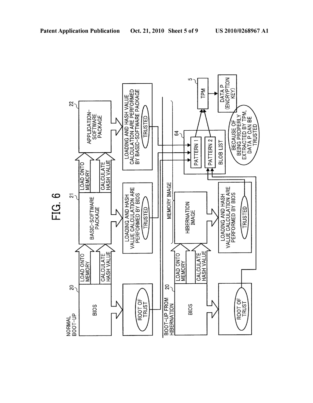 INFORMATION PROCESSING APPARATUS, AND METHOD AND COMPUTER PROGRAM PRODUCT FOR VERIFICATION - diagram, schematic, and image 06