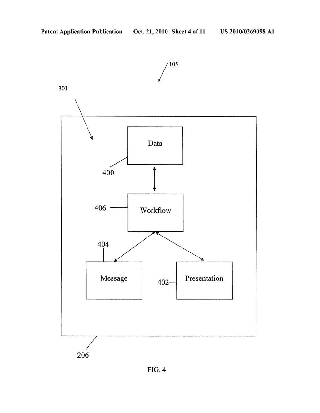 system and method for generating a web service definition and    system and method for generating a web service definition and database schema from wireless application definition   diagram  schematic  and image