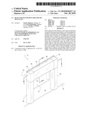 HEAD CURTAINS FOR DOCK SHELTERS OR DOCK SEALS diagram and image