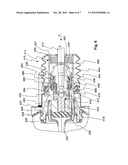 Vacuum Brake Booster for a Motor Vehicle Brake System diagram and image