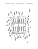 FLEXIBLE STEEL SUPPORT FOR A SWITCH ARRANGEMENT IN MAGLEV RAILWAYS diagram and image
