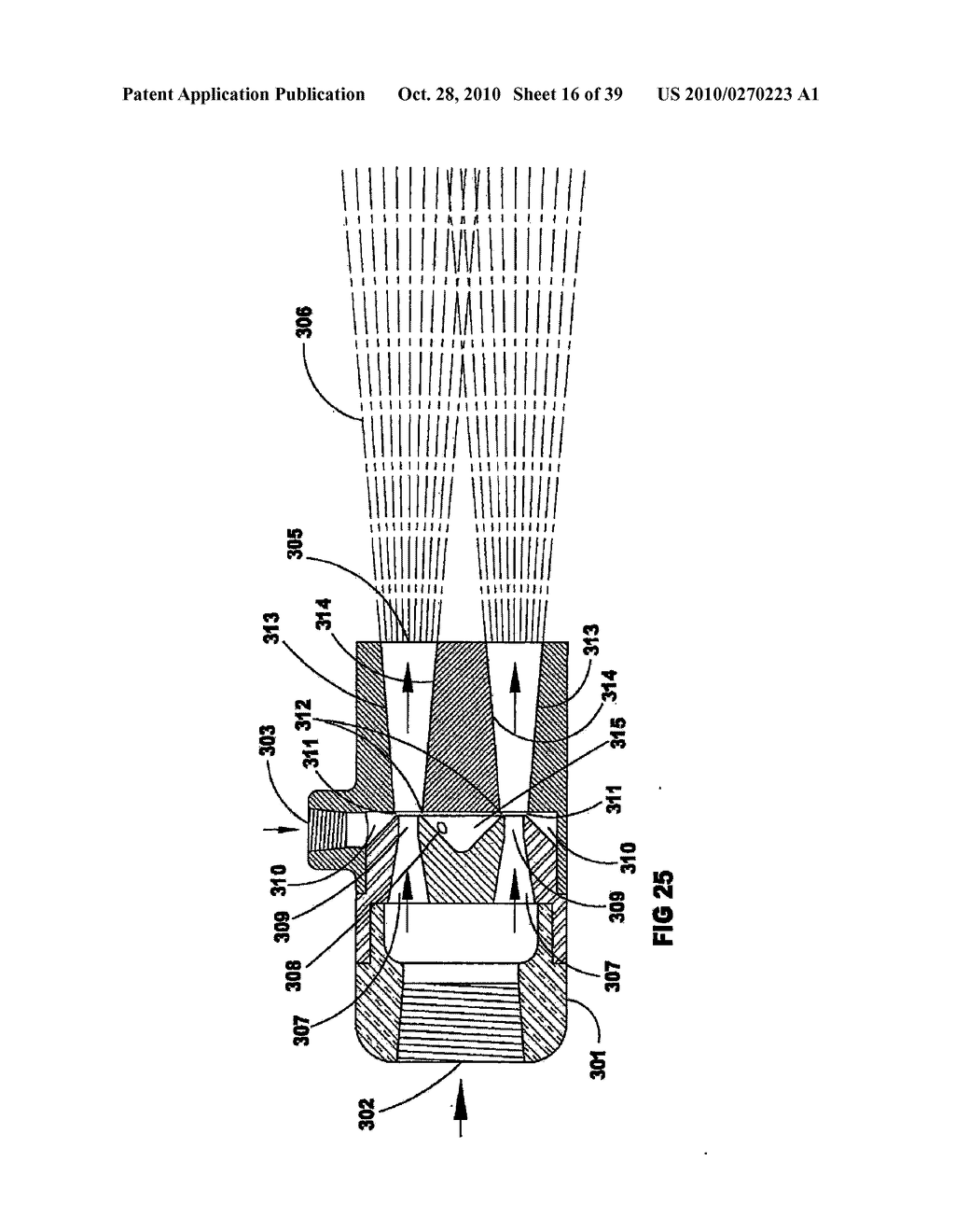 METHODS AND APPARATUS FOR ENHANCING VENTURI SUCTION IN EDUCTOR