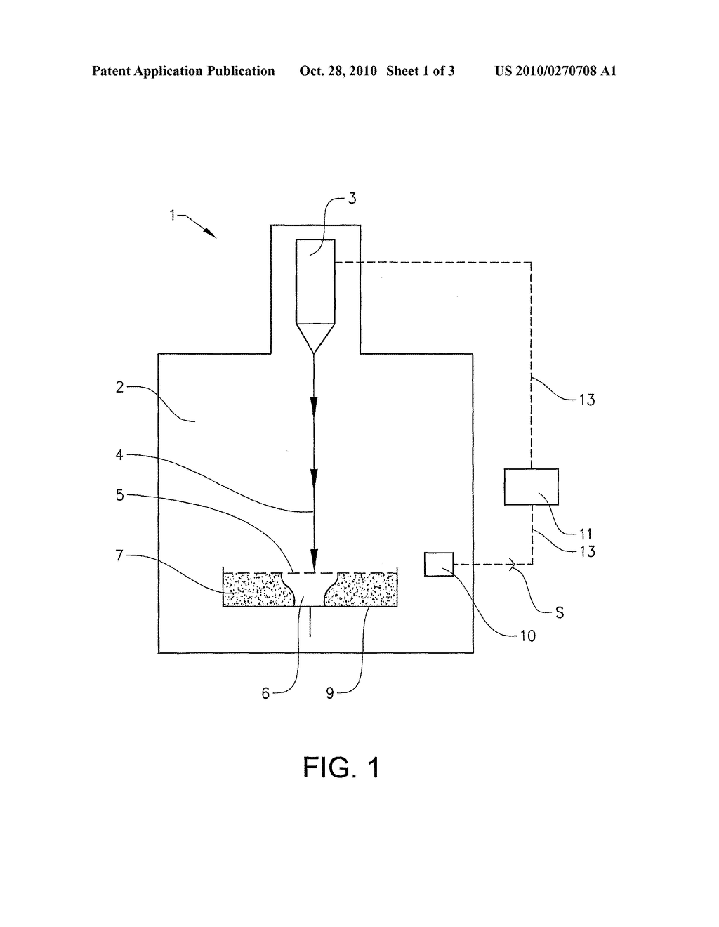 METHOD AND APPARATUS FOR PRODUCING THREE-DIMENSIONAL OBJECTS - diagram, schematic, and image 02