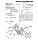 SADDLE RIDING TYPE VEHICLE INCLUDING STEERING DAMPER diagram and image