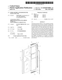 DOOR ASSEMBLY AND REFRIGERATOR HAVING THE SAME diagram and image
