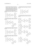 Beta-Diketone Ancillary Ligands and Their Metal Complexes Used in Organic Optoelectronic Devices diagram and image