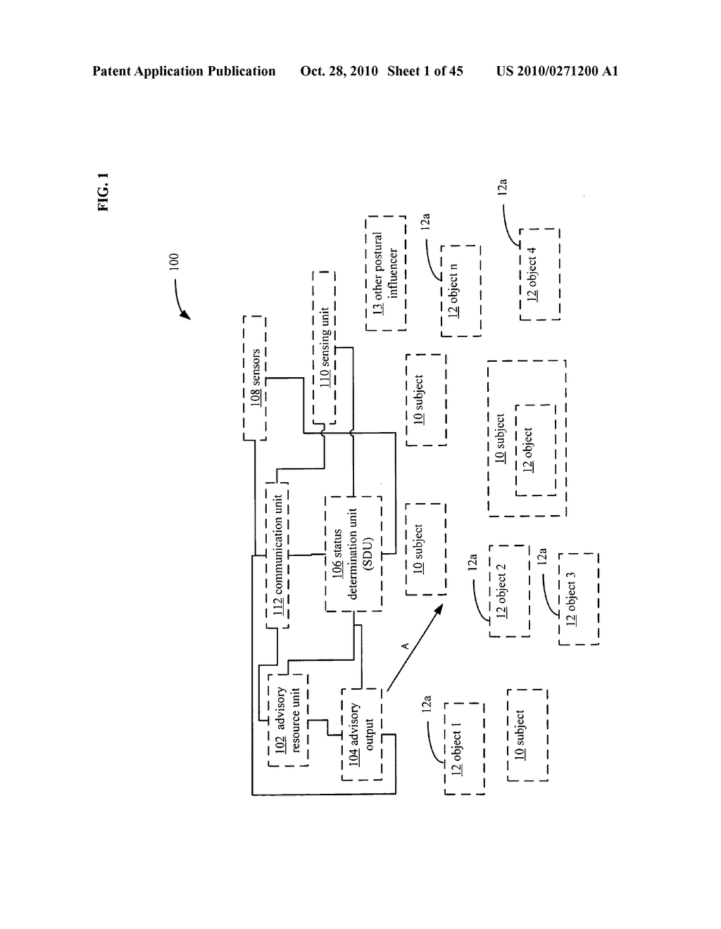 Postural information system and method including determining response to subject advisory information - diagram, schematic, and image 02