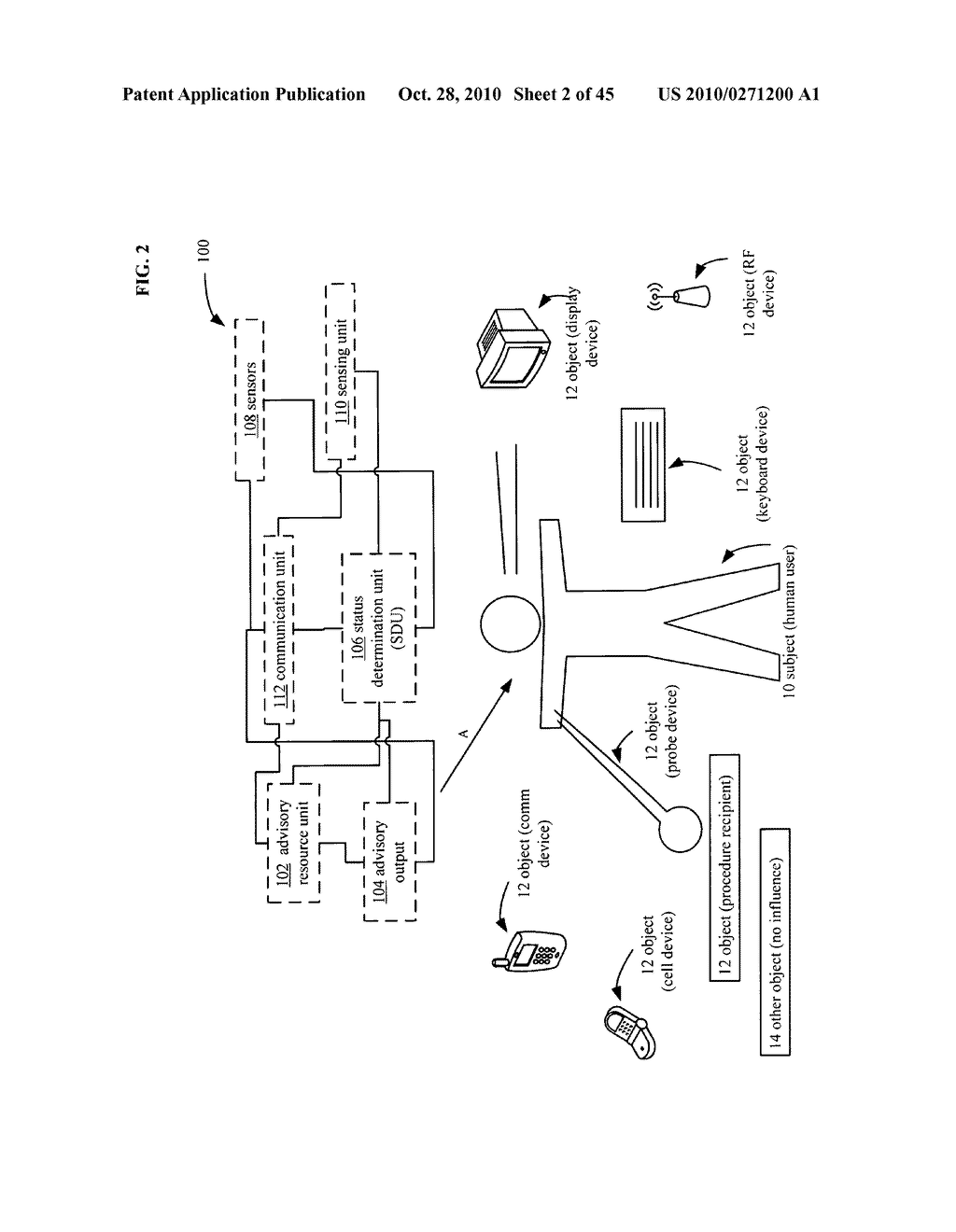 Postural information system and method including determining response to subject advisory information - diagram, schematic, and image 03