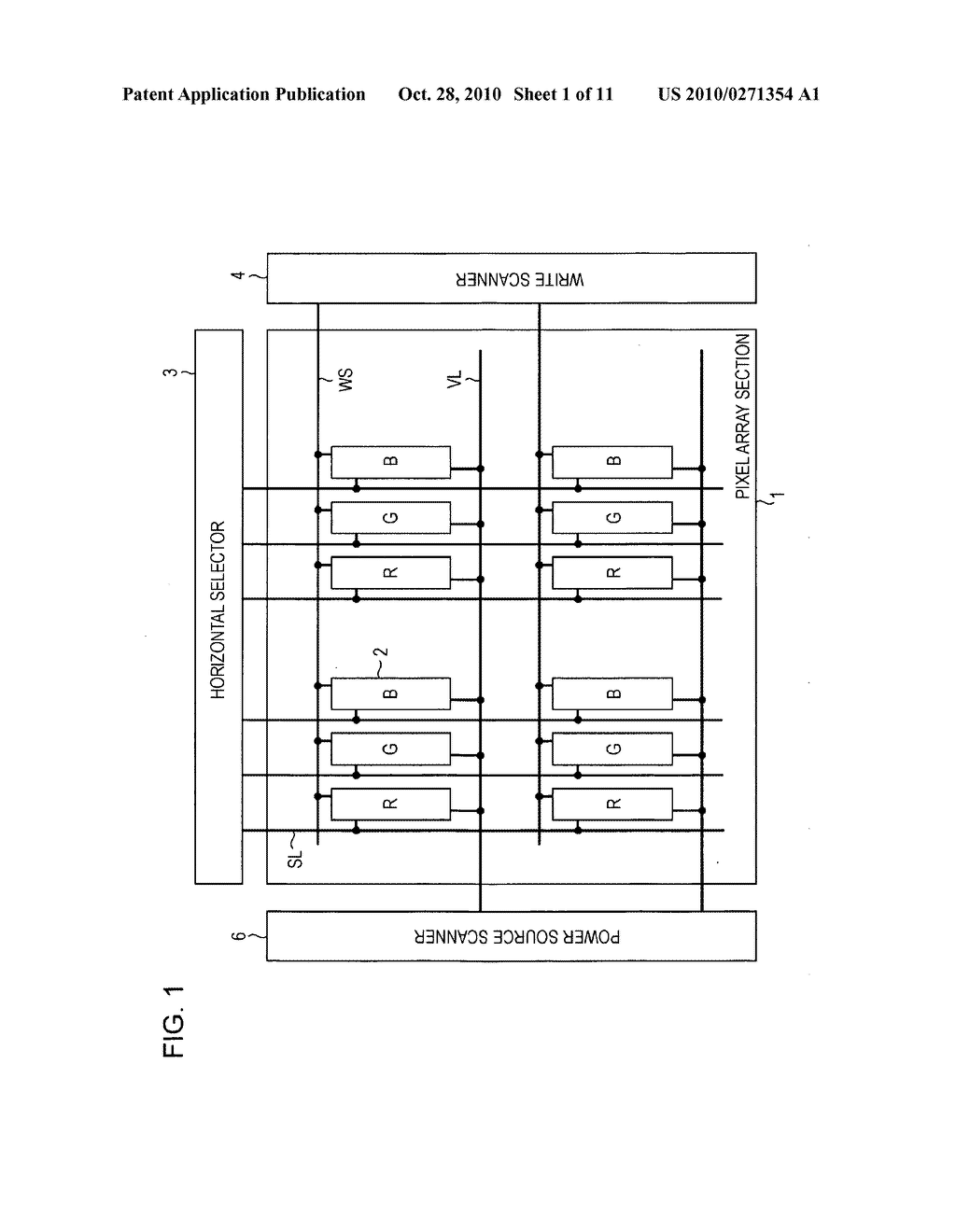 Display apparatus, driving method thereof, and electronic system - diagram, schematic, and image 02