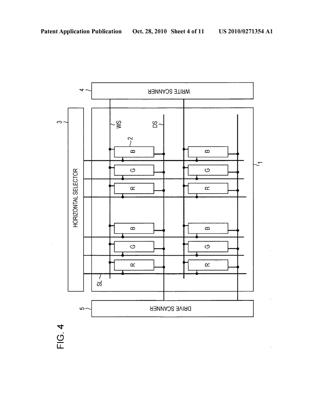 Display apparatus, driving method thereof, and electronic system - diagram, schematic, and image 05