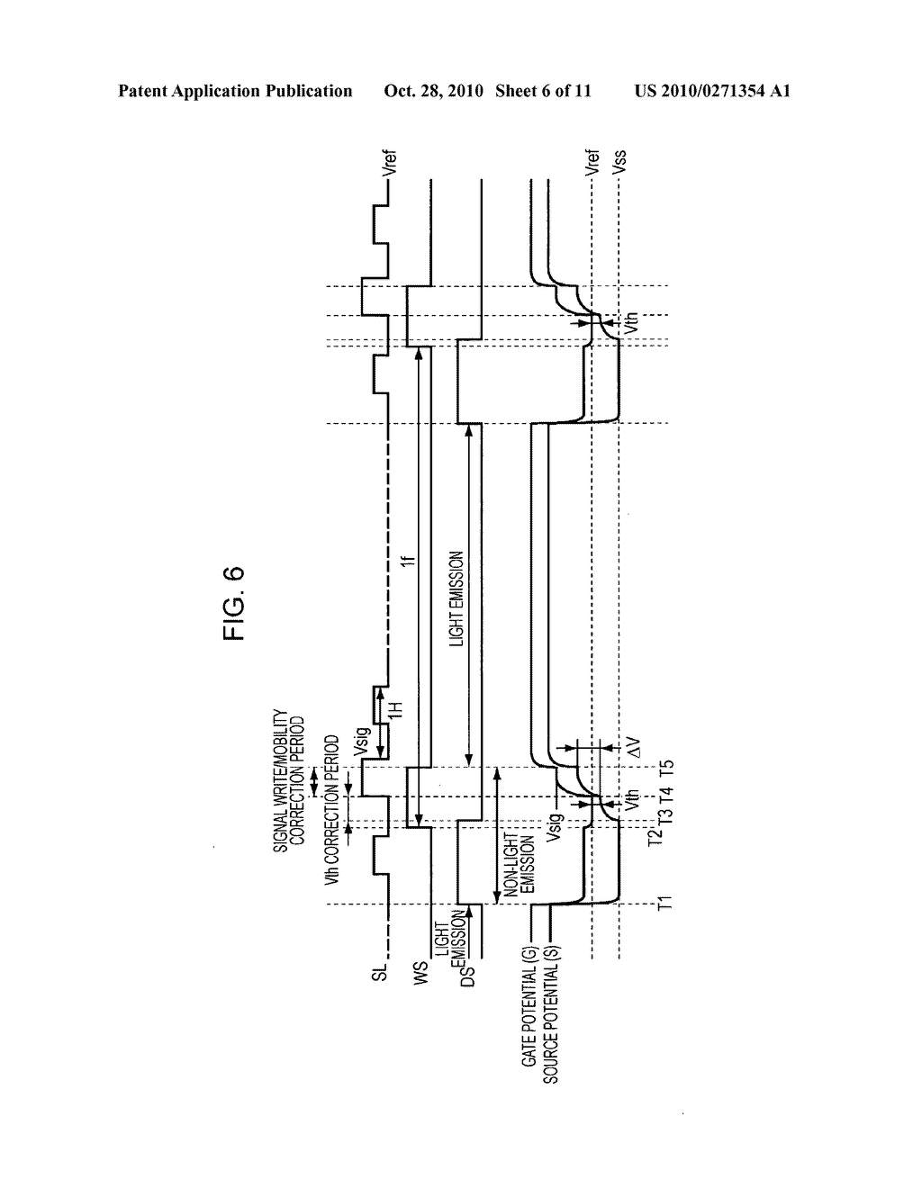 Display apparatus, driving method thereof, and electronic system - diagram, schematic, and image 07