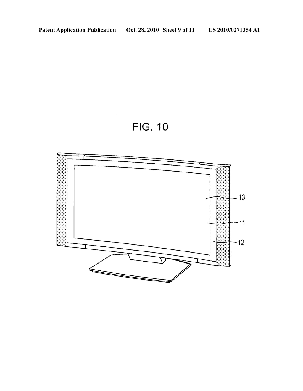 Display apparatus, driving method thereof, and electronic system - diagram, schematic, and image 10