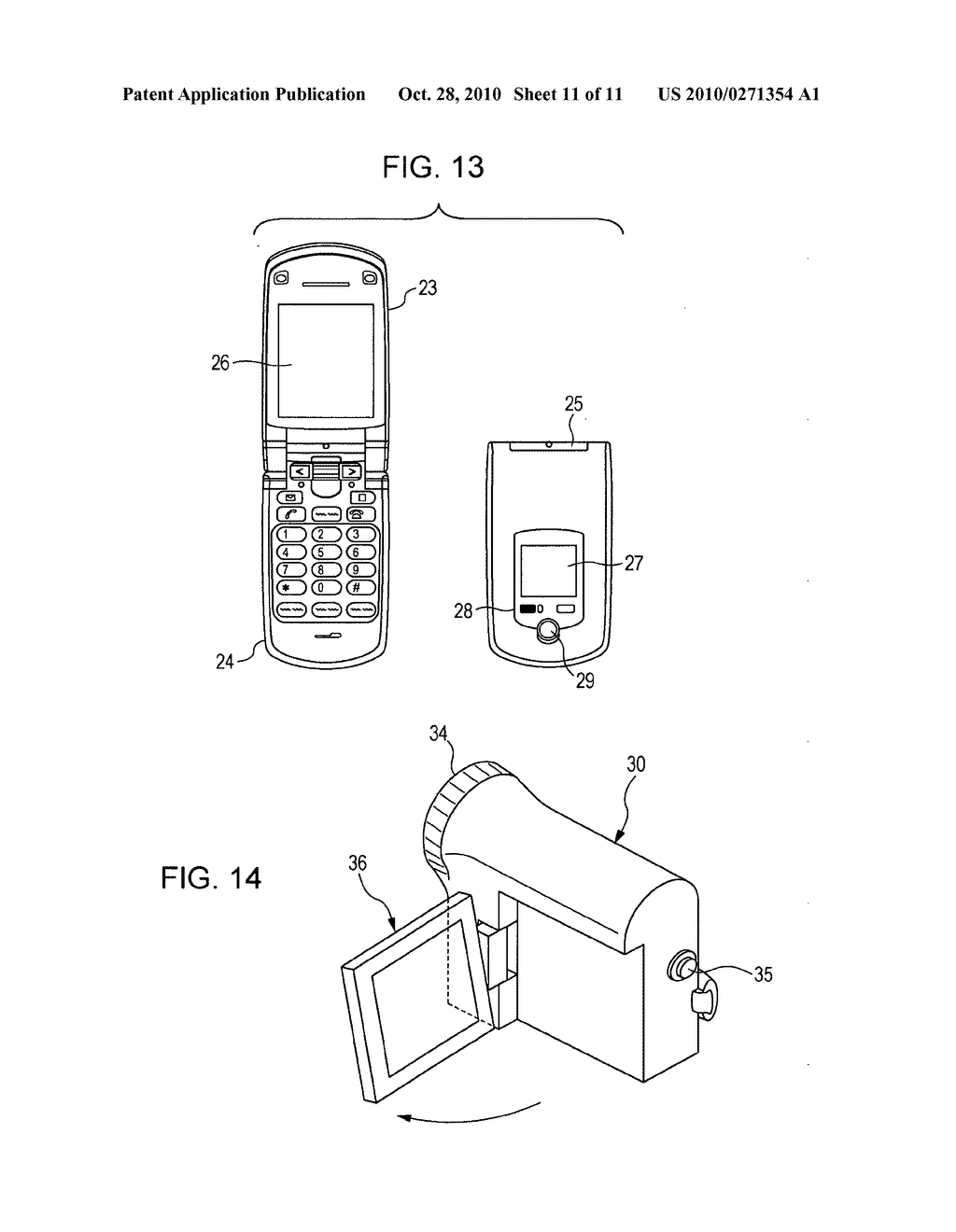 Display apparatus, driving method thereof, and electronic system - diagram, schematic, and image 12