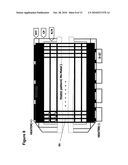 FLAT PANEL DISPLAY HAVING AN EMI SHIELD AND THERMAL SENSORS diagram and image