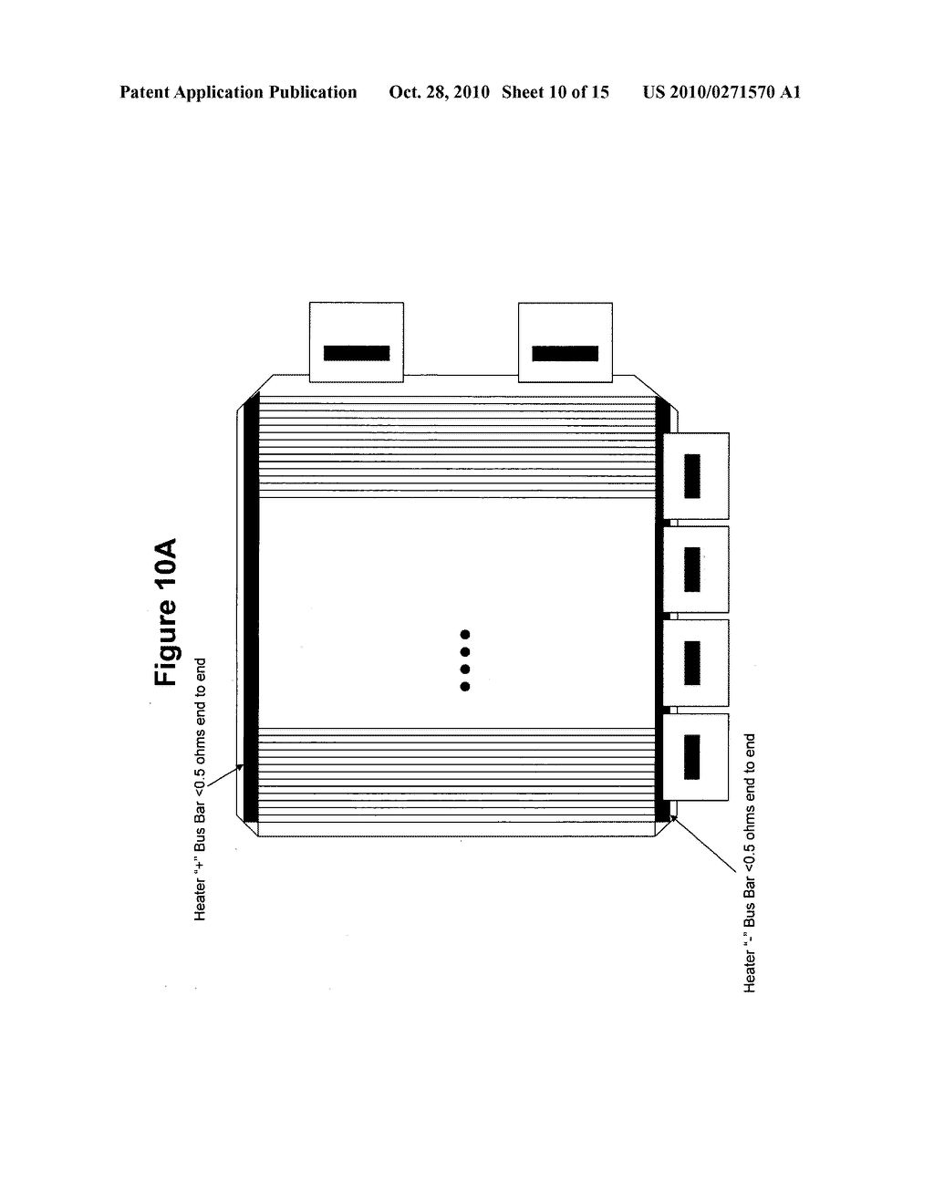 FLAT PANEL DISPLAY HAVING AN EMI SHIELD AND THERMAL SENSORS - diagram, schematic, and image 11