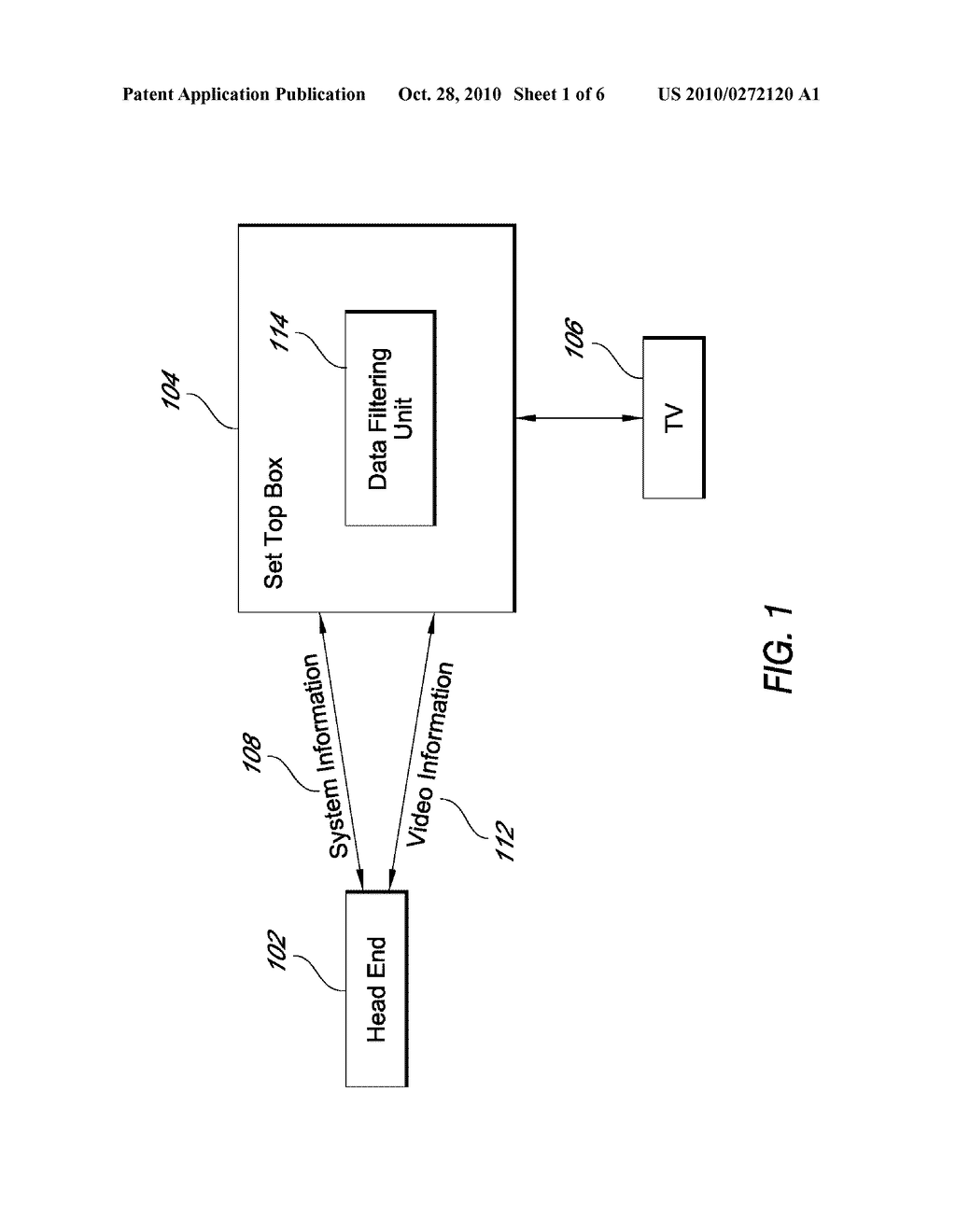 SYSTEM AND METHOD FOR FILTERING A DATA PACKET USING A COMMON FILTER - diagram, schematic, and image 02