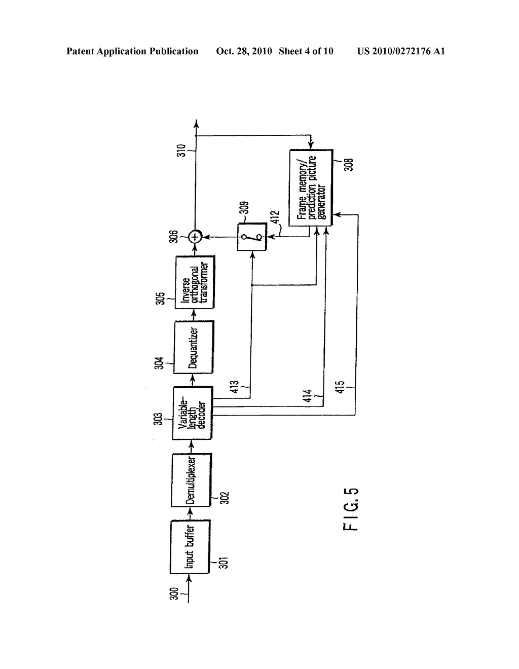 VIDEO ENCODING/ DECODING METHOD AND APPARATUS FOR MOTION COMPENSATION PREDICTION - diagram, schematic, and image 05