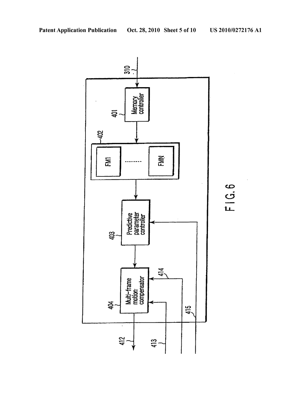 VIDEO ENCODING/ DECODING METHOD AND APPARATUS FOR MOTION COMPENSATION PREDICTION - diagram, schematic, and image 06