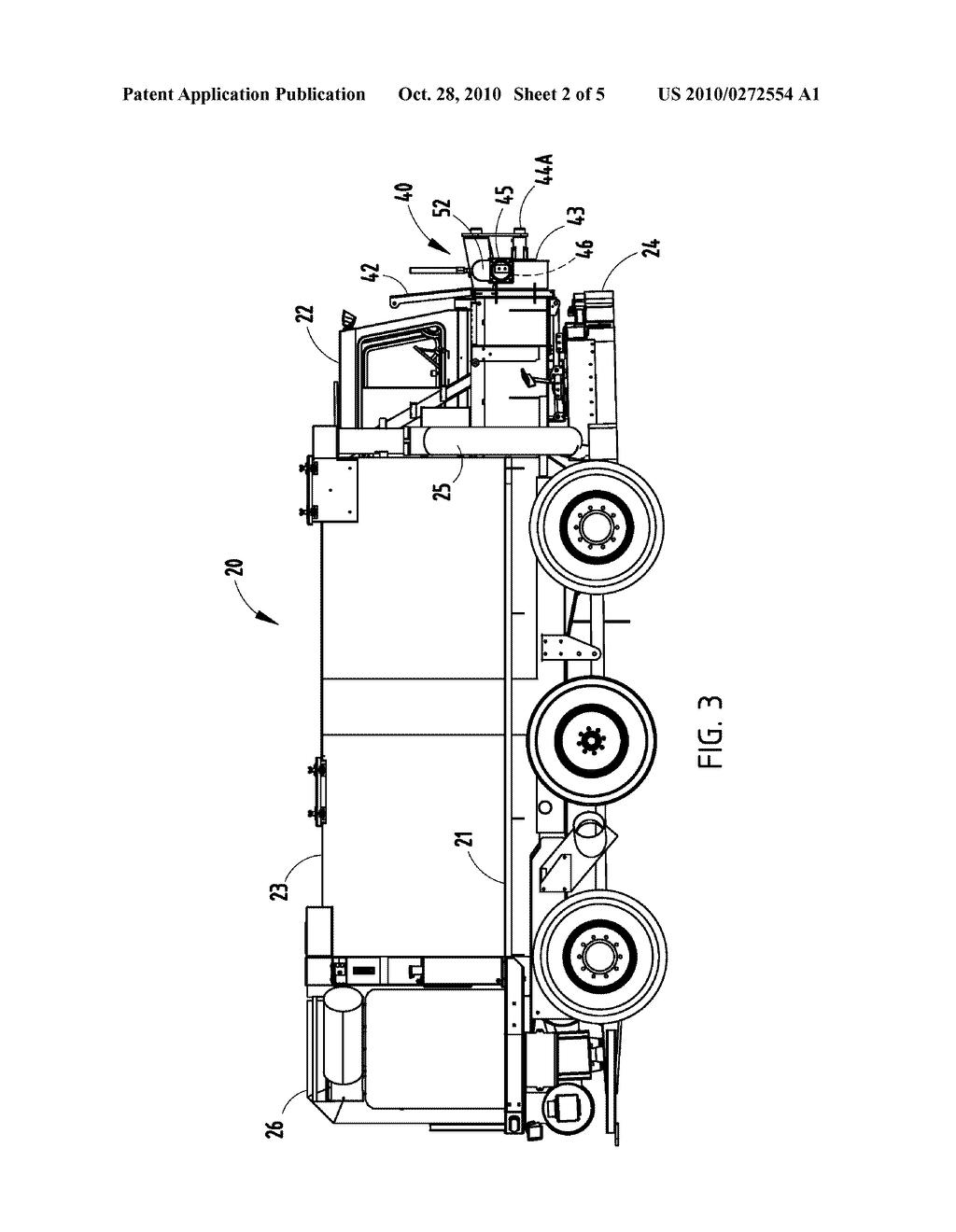 tank truck diagram