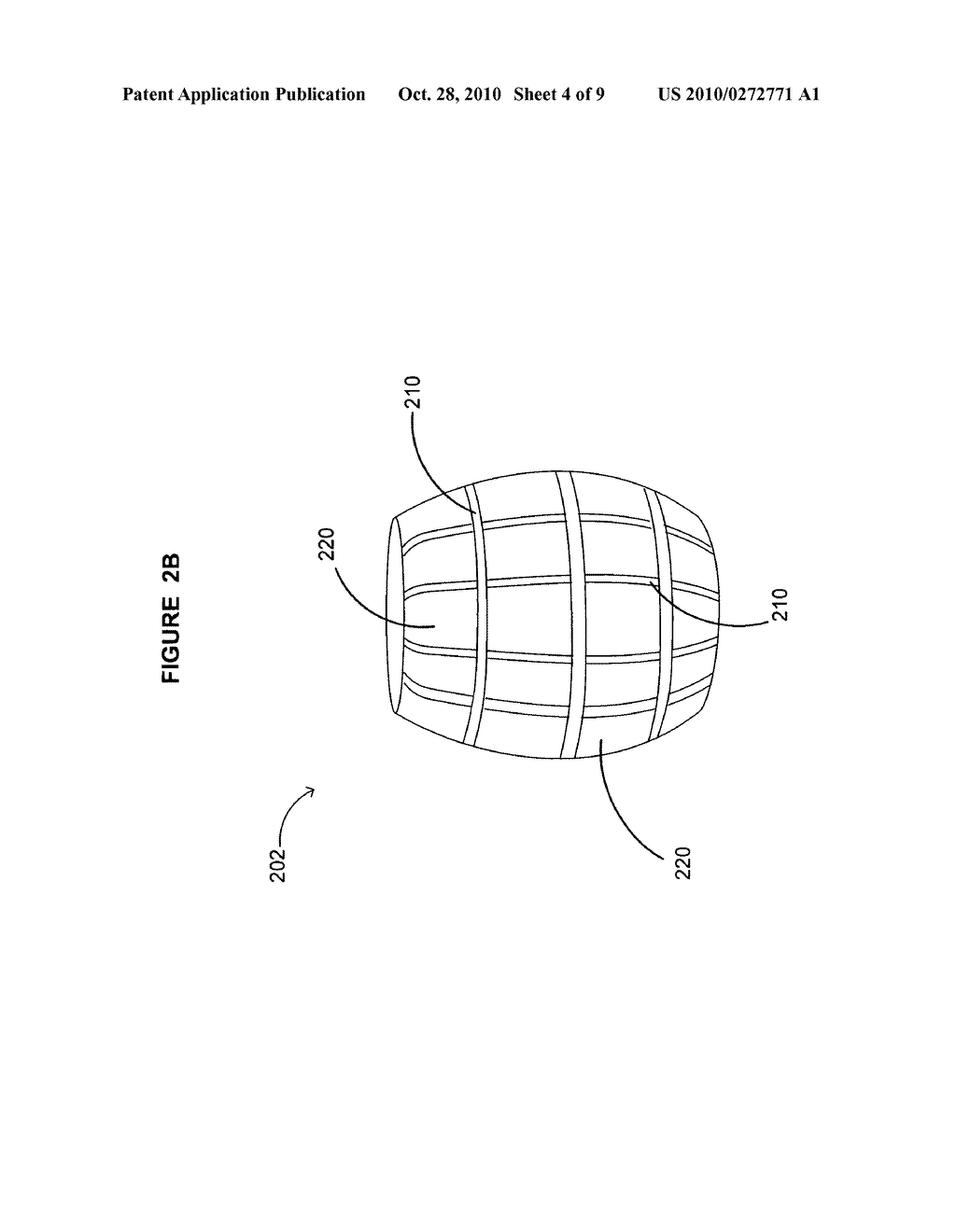 Device including bone cage and method for treatment of disease in a subject - diagram, schematic, and image 05
