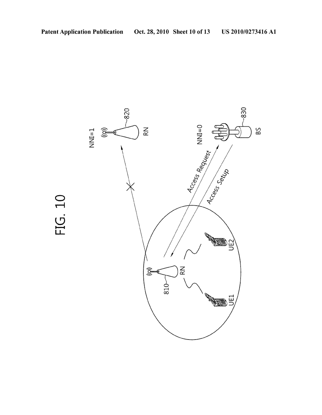 Apparatus and Method of Accessing to Network in Wireless Communication System - diagram, schematic, and image 11