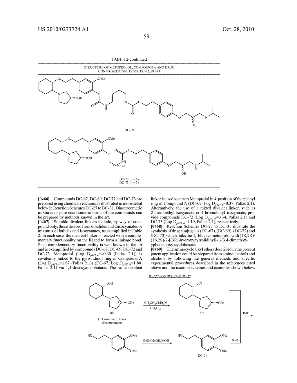 PEGYLATED ION CHANNEL MODULATING COMPOUNDS - diagram, schematic, and image 60