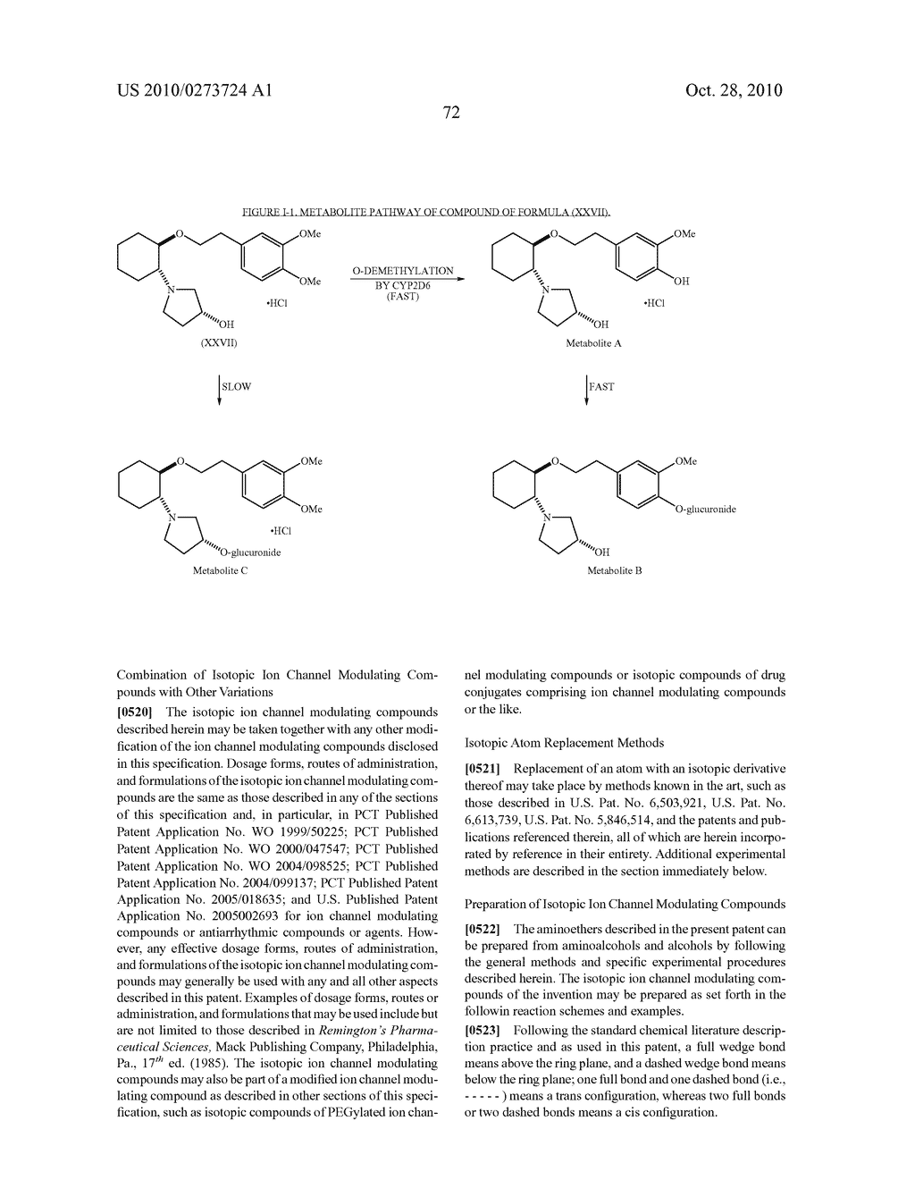 PEGYLATED ION CHANNEL MODULATING COMPOUNDS - diagram, schematic, and image 73