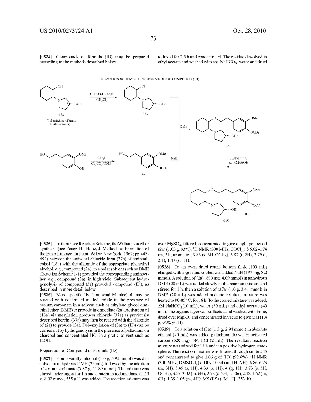 PEGYLATED ION CHANNEL MODULATING COMPOUNDS - diagram, schematic, and image 74