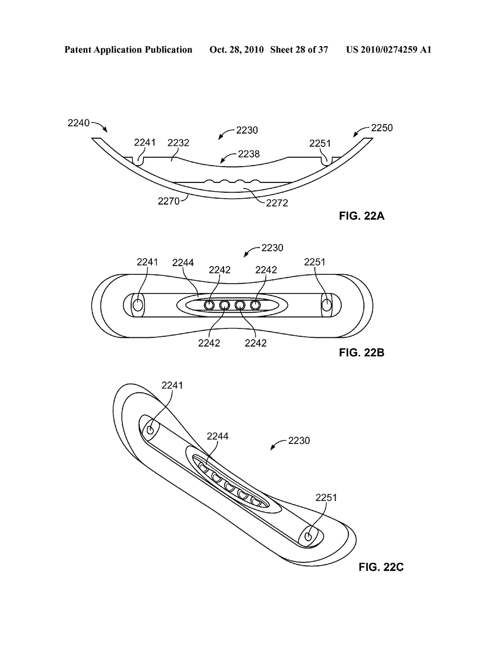 FLUID DRAINAGE DEVICE, DELIVERY DEVICE, AND ASSOCIATED METHODS OF USE AND MANUFACTURE - diagram, schematic, and image 29