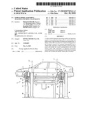 VEHICLE WHEEL ALIGNMENT MEASURING METHOD AND APPARATUS diagram and image