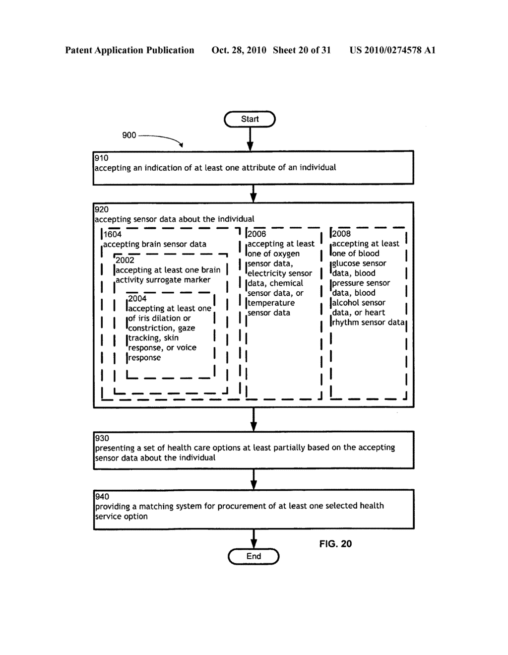 Computational systems and methods for health services planning and matching - diagram, schematic, and image 21