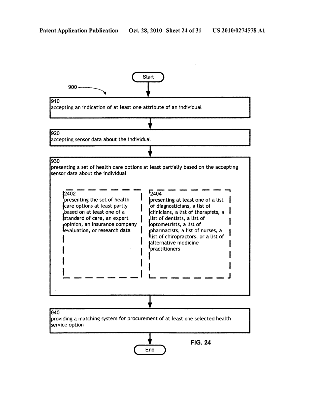 Computational systems and methods for health services planning and matching - diagram, schematic, and image 25