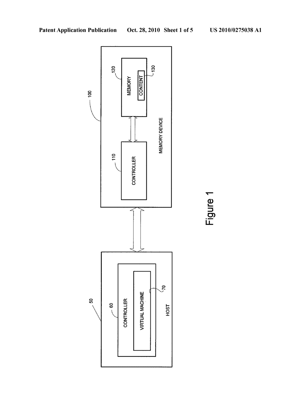 Memory Device and Method for Adaptive Protection of Content - diagram, schematic, and image 02