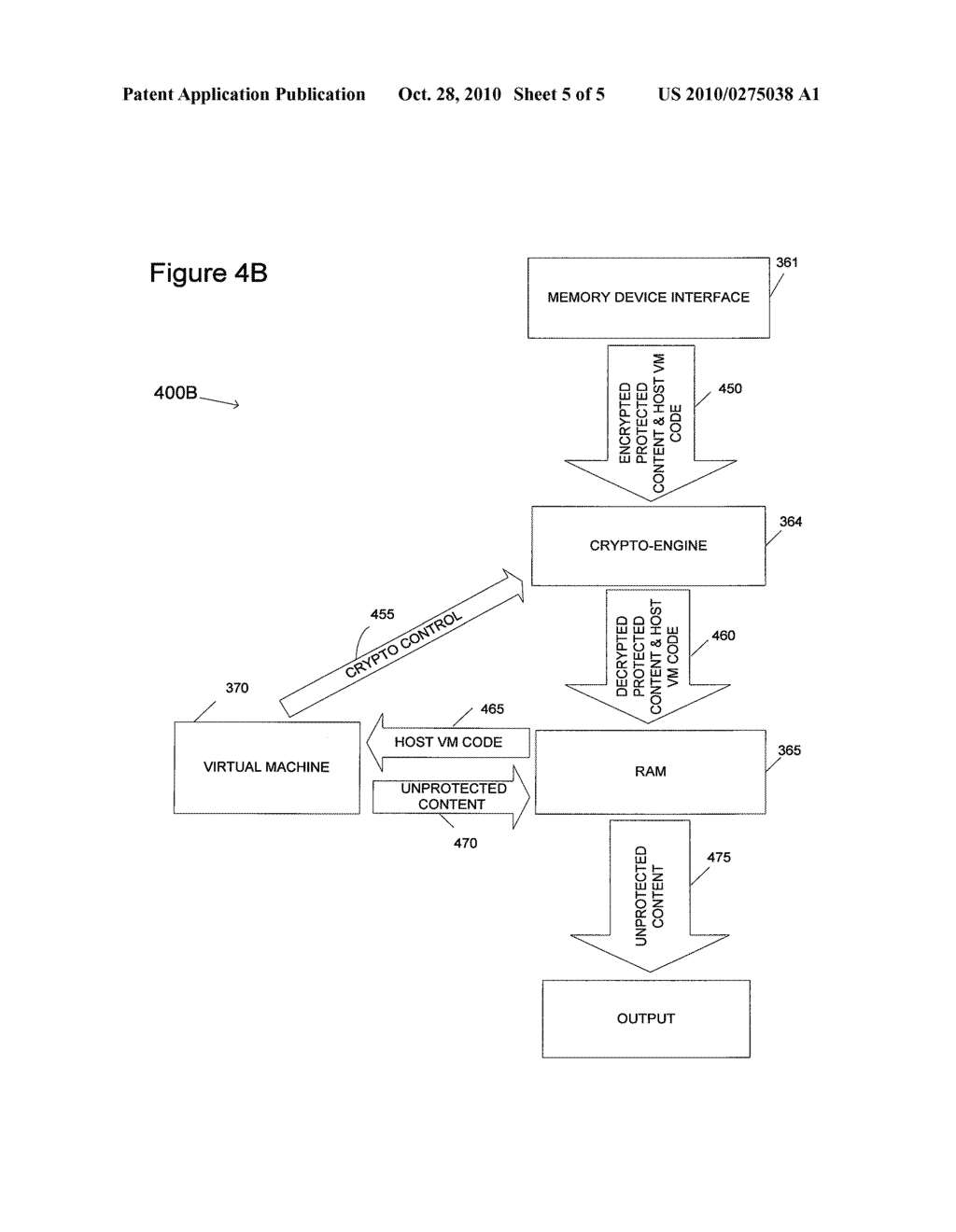 Memory Device and Method for Adaptive Protection of Content - diagram, schematic, and image 06