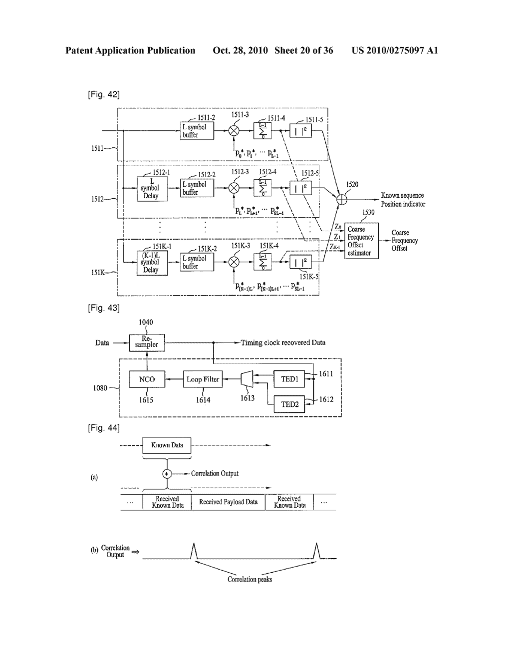 DIGITAL BROADCASTING SYSTEM AND METHOD OF PROCESSING DATA IN DIGITAL BROADCASTING SYSTEM - diagram, schematic, and image 21