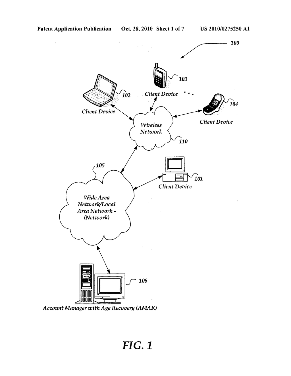 ACCOUNT RECOVERY VIA AGING OF ACCOUNT DATA POINTS - diagram, schematic, and image 02