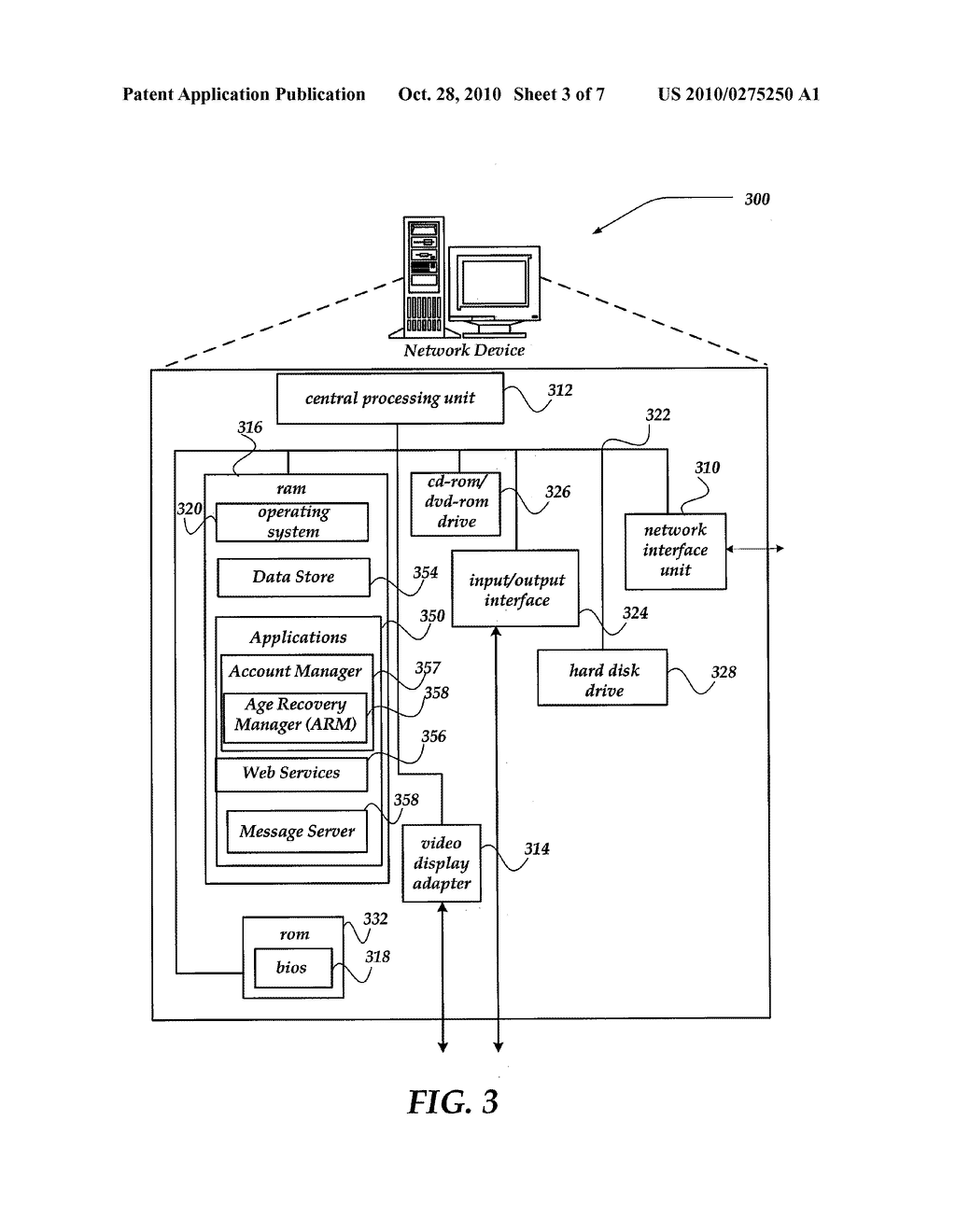 ACCOUNT RECOVERY VIA AGING OF ACCOUNT DATA POINTS - diagram, schematic, and image 04