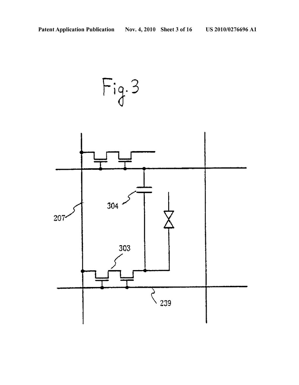 Semiconductor Device and Method of Fabricating the Same - diagram, schematic, and image 04