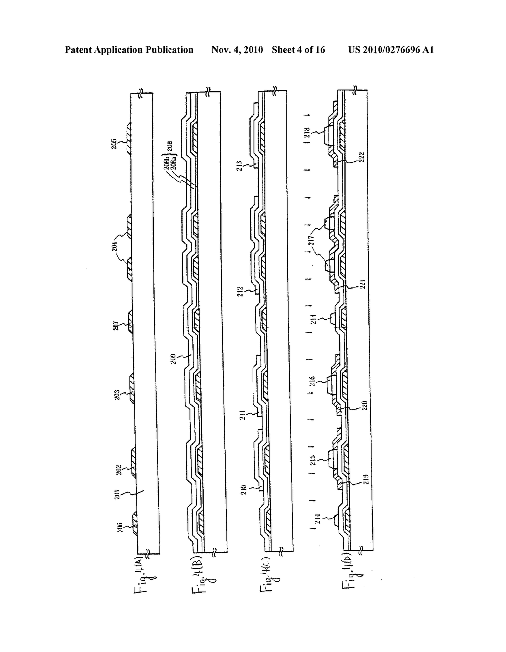 Semiconductor Device and Method of Fabricating the Same - diagram, schematic, and image 05