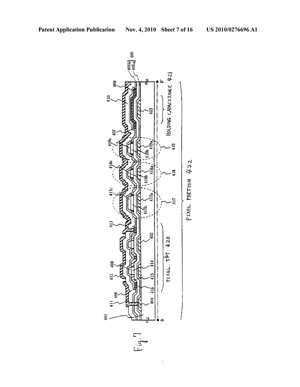 Semiconductor Device and Method of Fabricating the Same - diagram, schematic, and image 08