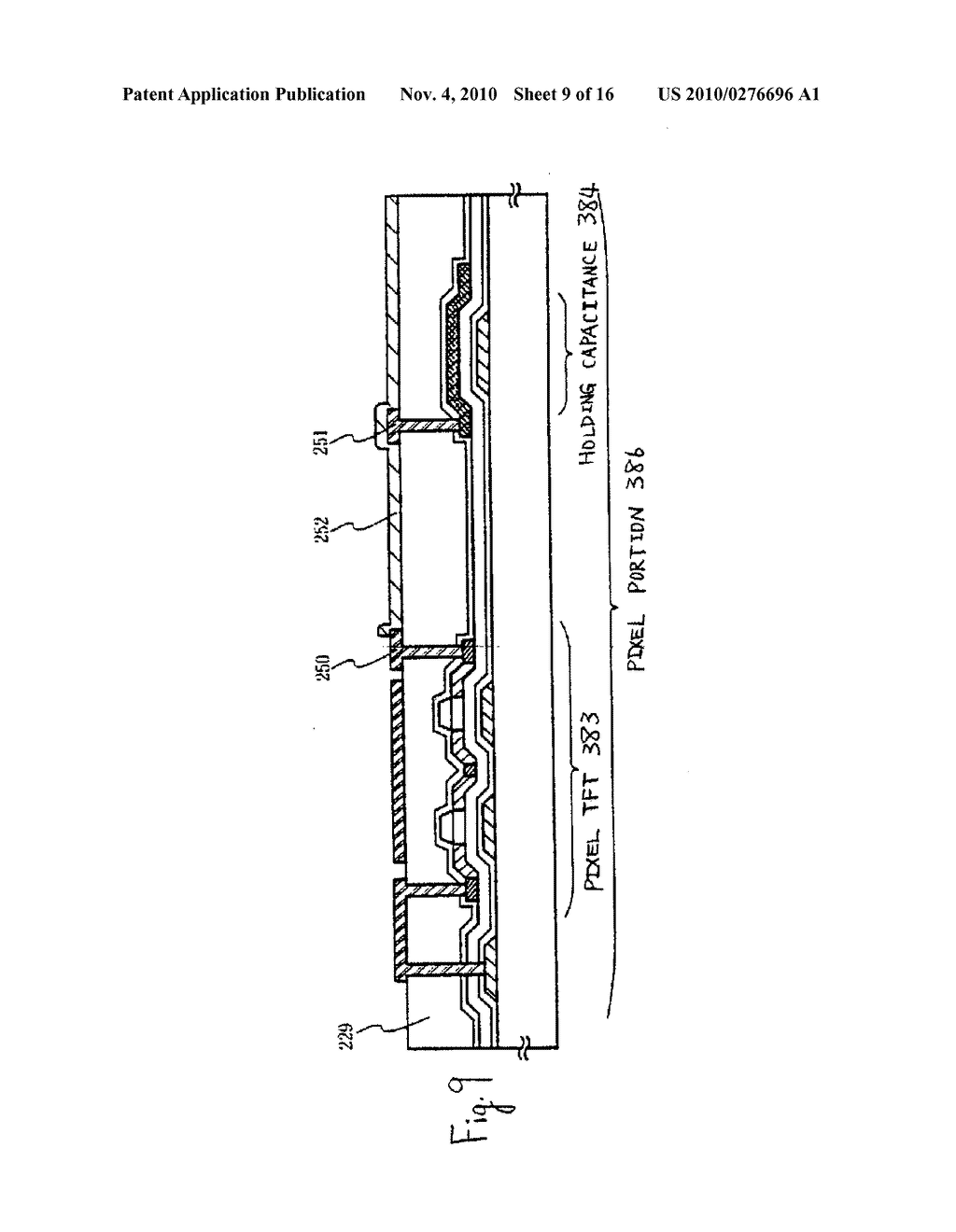 Semiconductor Device and Method of Fabricating the Same - diagram, schematic, and image 10