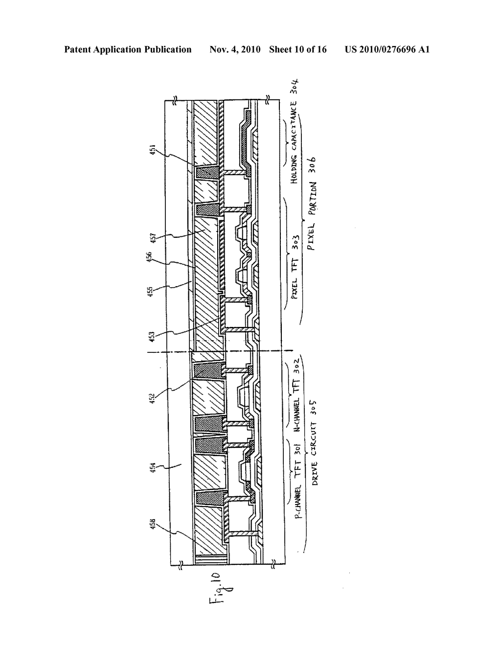 Semiconductor Device and Method of Fabricating the Same - diagram, schematic, and image 11