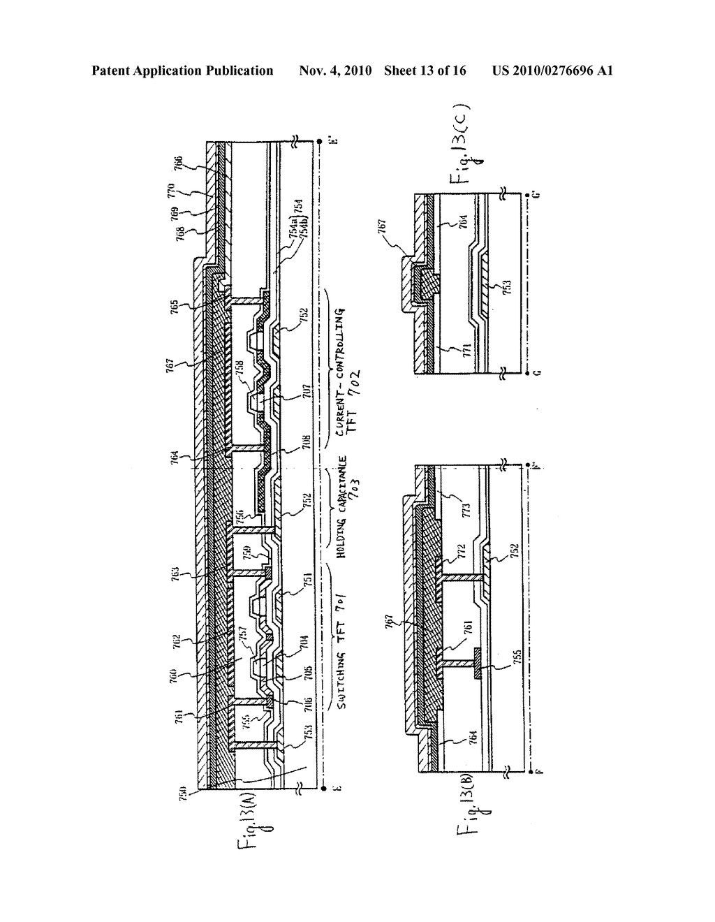 Semiconductor Device and Method of Fabricating the Same - diagram, schematic, and image 14