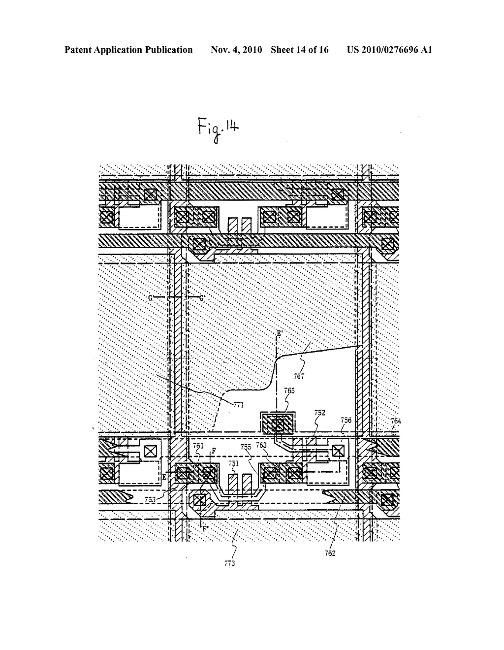 Semiconductor Device and Method of Fabricating the Same - diagram, schematic, and image 15