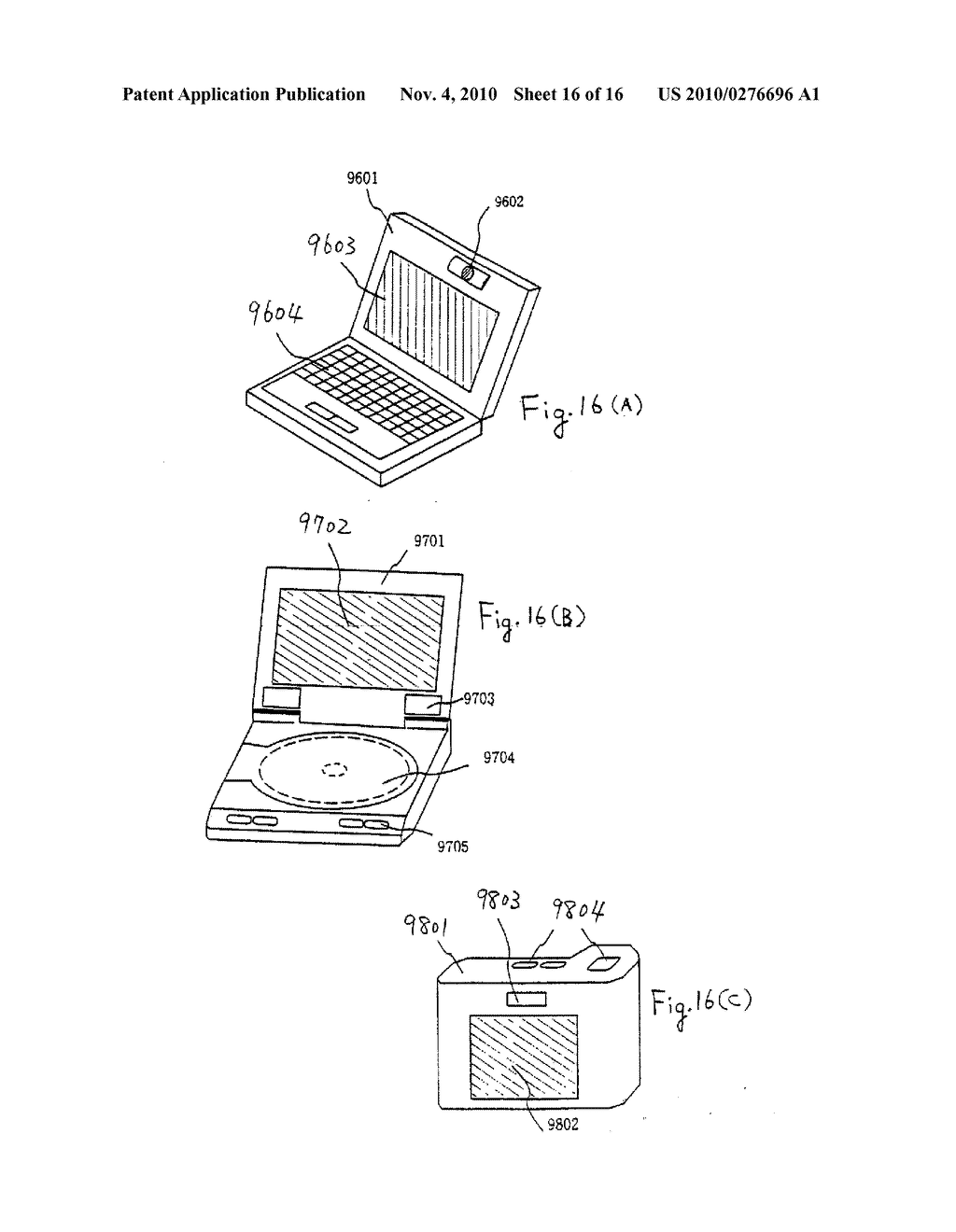 Semiconductor Device and Method of Fabricating the Same - diagram, schematic, and image 17