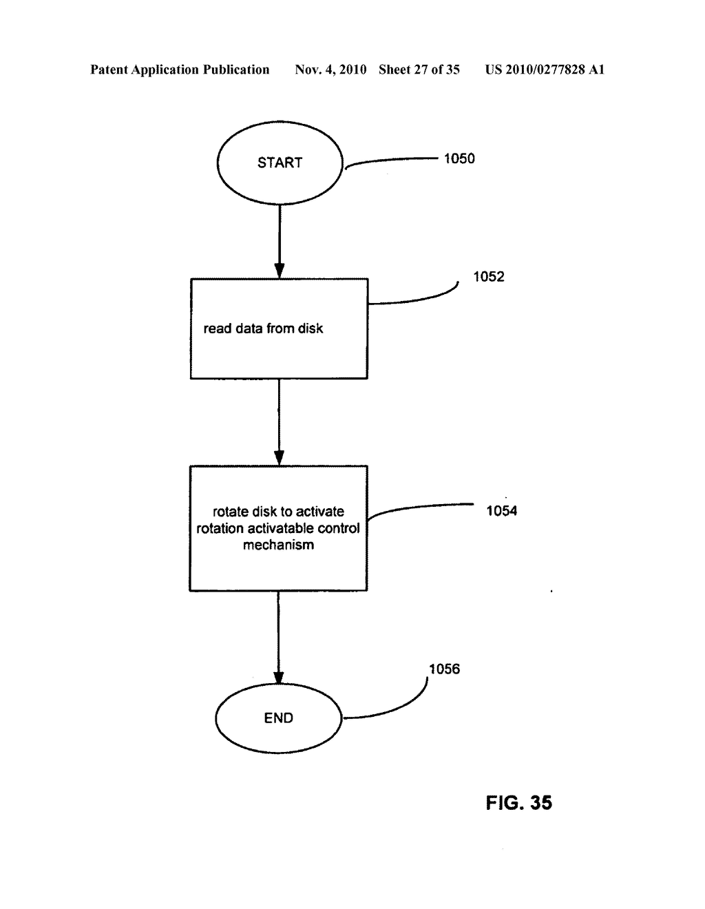 Method and system for fluid mediated disk activation and deactivation - diagram, schematic, and image 28