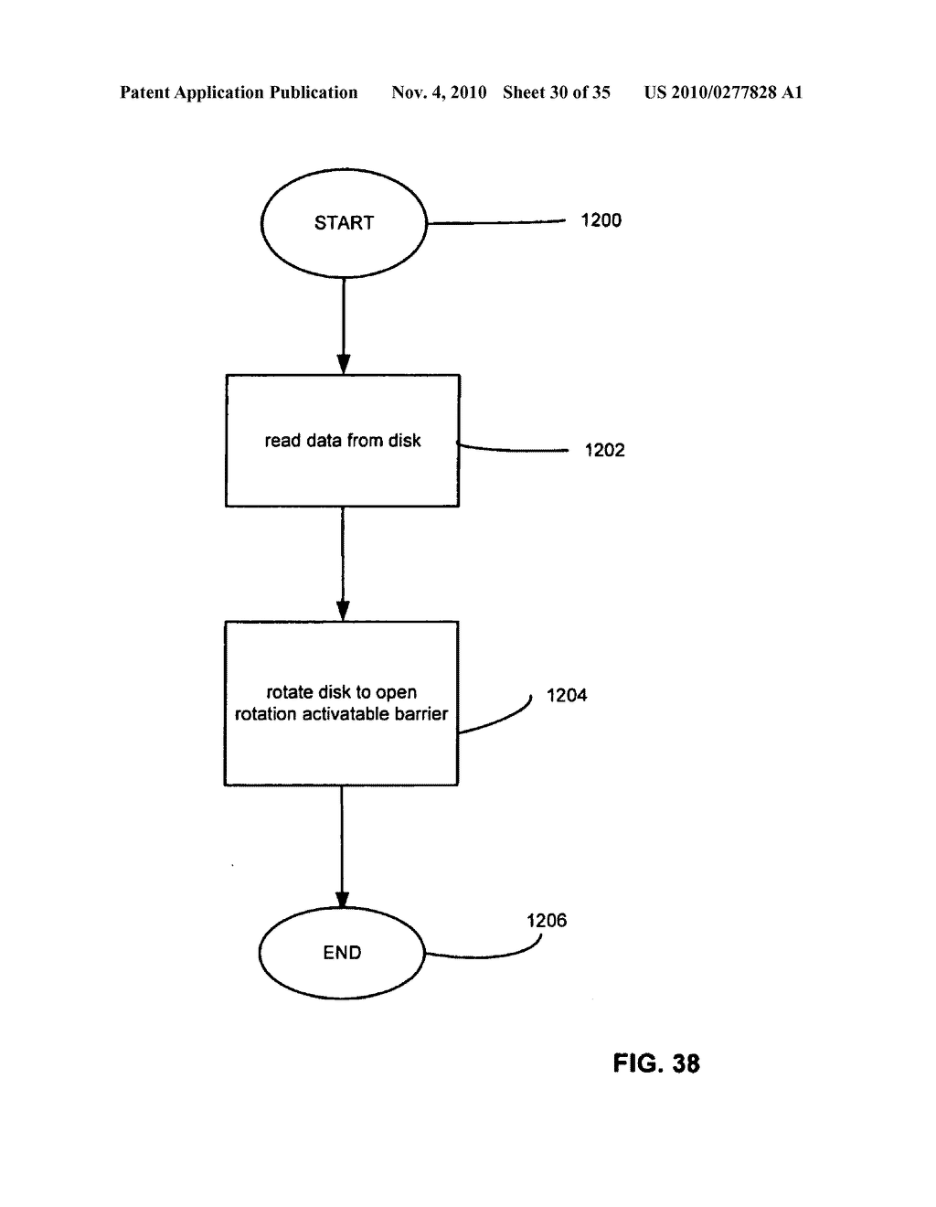 Method and system for fluid mediated disk activation and deactivation - diagram, schematic, and image 31